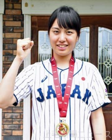 夢はプロ選手 女子野球W杯頂点に貢献 大野(館林ボーイズ出身)