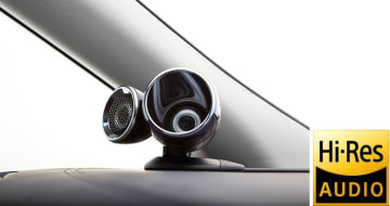 デンソーテン、運転席・助手席の同時定位が可能な音響システムをトヨタ自動車と共同開発