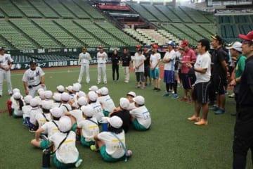 「第7回教員のための『ベースボール型』授業研究会」が開かれた【写真:広尾晃】