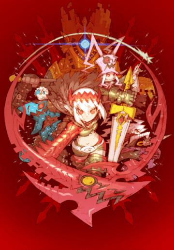 """インティ・クリエイツ新作『Dragon Marked For Death』1月31日発売決定!呪われし""""龍血の一族""""が織りなす本格2DアクションRPG"""