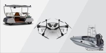 エヌビディアの最新AIコンピュータをヤマハが陸・海・空の自動運転に採用する計画