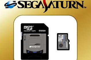 セガハード3種がモチーフになった「microSDHCカードセット」10月29日発売!予約受付は本日13日から