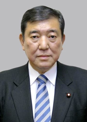自民党の石破茂元幹事長