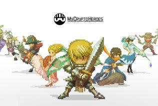新作ブロックチェーンゲーム『My Crypto Heroes』の全貌が明らかに!先行テスト「バトルβ」は9月25日から
