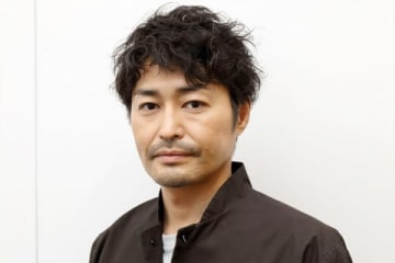 映画「愛しのアイリーン」で主人公・宍戸岩男役を演じる安田顕さん
