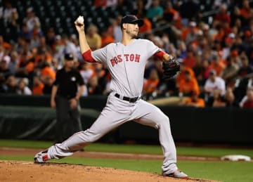 Rick Porcello, Mookie Betts Lead Red Sox to 5-2 Win vs Orioles