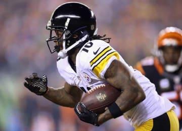 Martavis Bryant: Wild Card Round - Pittsburgh Steelers v Cincinnati Bengals