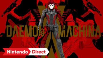 スイッチ向けロボACT『DAEMON X MACHINA』最新映像が公開―武器奪取・探索システムなど気になる情報満載!
