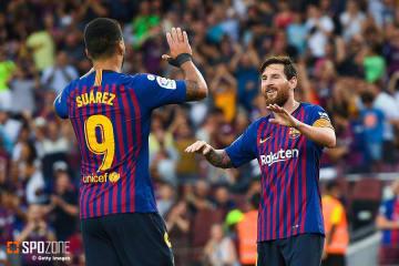 開幕4連勝を狙うバルセロナ