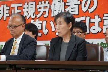 丹羽良子さん(右)