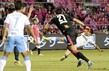 Soccer: Jubilo Iwata's Nagisa Sakurauchi