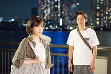 連続ドラマ「いつかこの雨がやむ日まで」第6話の一場面=東海テレビ提供