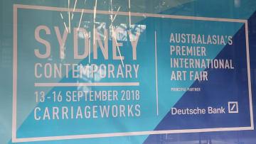 シドニーで現代アートフェア開催 中国人芸術家の作品も登場