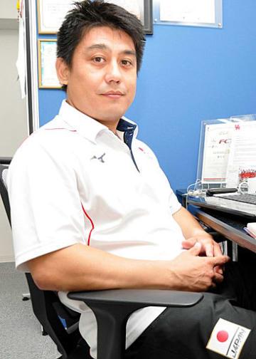 アジア競技大会で水球日本代表のトレーナーを務めた瀬川さん