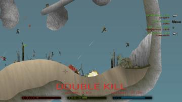 2Dマルチプレイヤーアクション『Soldat』のSteamストアページが登場―2018年内リリース