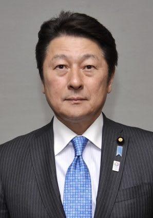 松山政司氏