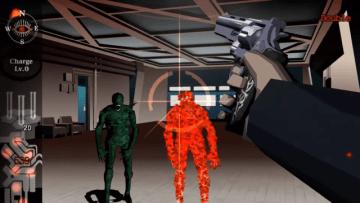 多重人格アクションADV『killer7』3人の暗殺者を紹介する海外トレイラー!戦闘シーンに注目
