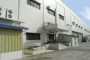 東京特殊電線のフィリピン子会社の新工場=ラグナ州、同社提供