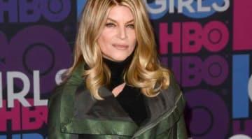 Kirstie Alley denies rumors that John Travolta is gay