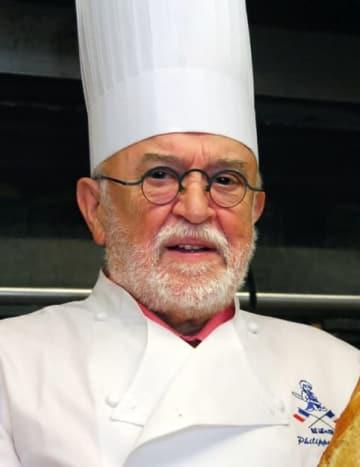 French baker Philippe Bigot