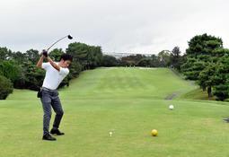 国内で5番目に古い歴史を持つ垂水ゴルフ倶楽部=垂水区潮見が丘2