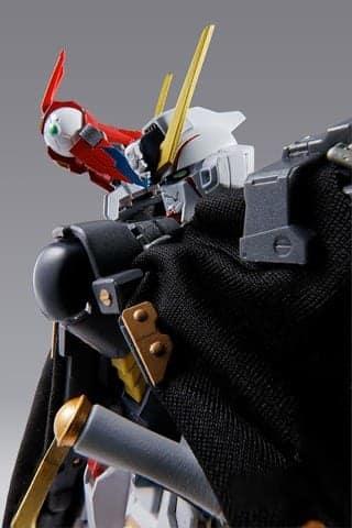 「機動戦士クロスボーン・ガンダム」のクロスボーン・ガンダムX1のフィギュア「METAL BUILD クロスボーン・ガンダムX1」(C)創通・サンライズ