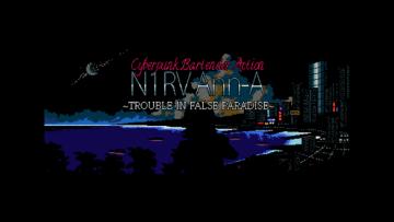 サイバーパンクバーテンダー続編『N1RV ANN-A』日本語版デモがTGS 2018に出展!世界初のプレイアブル版に
