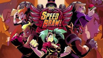 アニメにインスパイアされた乱闘レースACT『Speed Brawl』配信開始!
