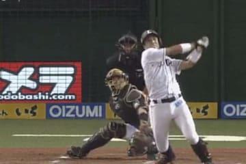 西武・山田がプロ初本塁打を放つ【画像提供:(C)PLM】