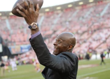49ers Legend Jerry Rice Supports Colin Kaepernick's Anthem Protest