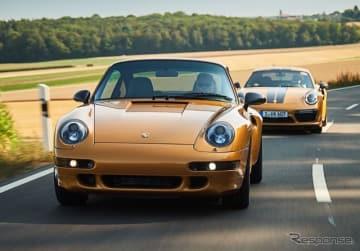 ポルシェは「プロジェクト・ゴールド」で993型991ターボSを「新車」として蘇らせた