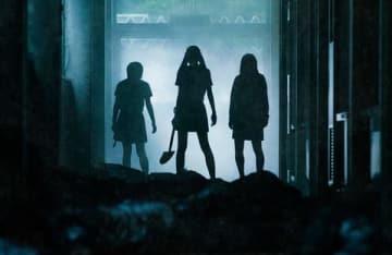 実写映画「がっこうぐらし!」の場面写真 (C)「がっこうぐらし!」製作委員会