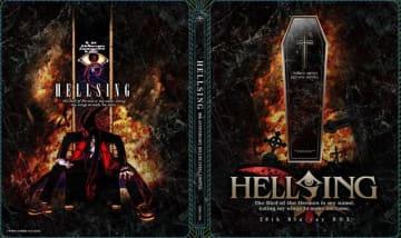 HELLSING OVA 20th ANNIVERSARY DEKUXE STEEL LIMITED 23,760円(税込)(C)平野耕太・少年画報社/WILDGEESE.