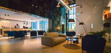 ゼロテンはコワーキングスペース「ディストリクト6」の買収でシンガポールに進出する(同社提供)
