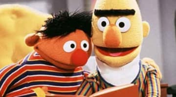 "Former 'Sesame Street' Writer Mark Saltzman Saw Bert And Ernie As ""Loving Couple,"" Sesame Street Denies Characters Are Gay"