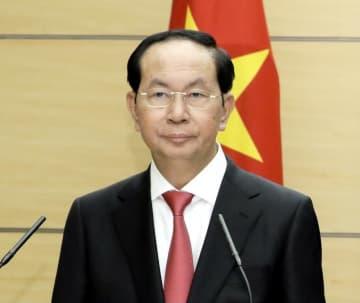 ベトナムのチャン・ダイ・クアン国家主席