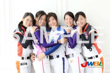 大好評となっている「女子プロ野球ブロマイド写真」が発売開始【写真提供:日本女子プロ野球機構】
