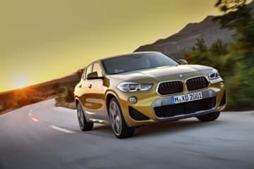 BMW X2(画像: BMWジャパン)