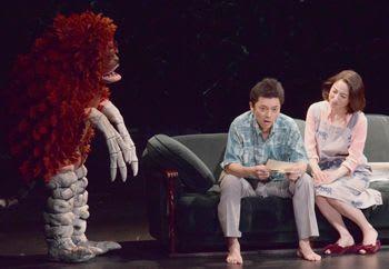 ウルトラマン 脚本裏の苦悩 「金城哲夫伝」公演