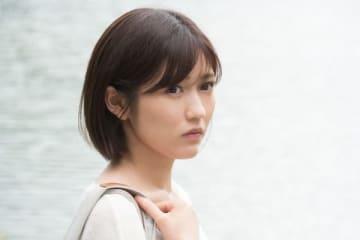 連続ドラマ「いつかこの雨がやむ日まで」第7話の一場面=東海テレビ提供