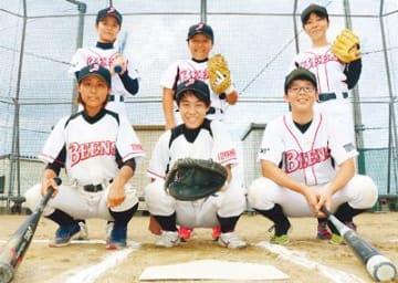 女子野球ずっと続けます あす「ビーンズネクスト」結成