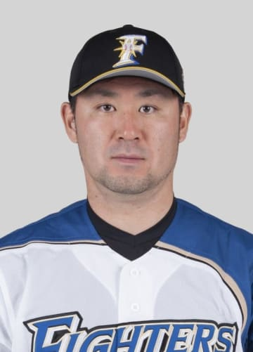 日本ハムの石井裕也投手
