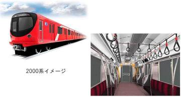 丸ノ内線 新型車両2000系のプロフィール_東京メトロ公式資料全文
