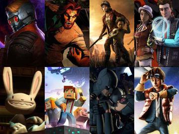 ADVの老舗Telltale Gamesの大部分が閉鎖へ…高評価を受けるも売り上げに苦心