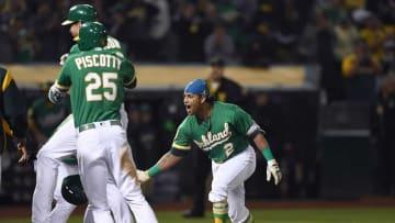 デービス2本塁打活躍 アスレチックスサヨナラ勝利