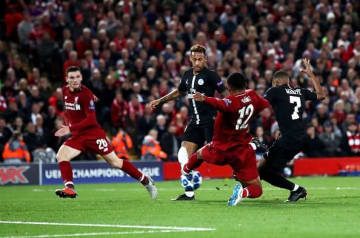 PSG戦で最速を記録したのは photo/Getty Images