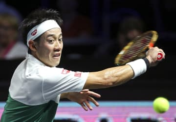 Tennis: Nishikori at Moselle Open