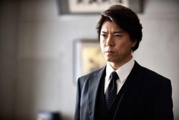 「連続ドラマW 真犯人」に出演する上川隆也さん