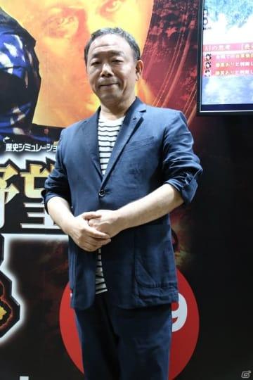 【TGS2018】AIのデモプレイが映像出展された「信長の野望・大志with パワーアップキット」について小山プロデューサーにインタビュー