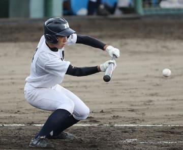 高岡商、富山第一、富山東、高岡第一4強 秋季県高校野球